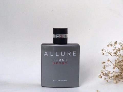 Chanel Allure Homme Sport Eau Extrême 100ml - MADE IN FRANCE.