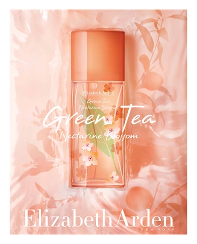 NECTARINE GREEN TEA E.A 100ml