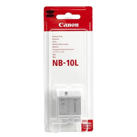 Pin Canon NB-10L