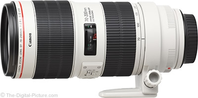 Canon EF 70-200mm F2.8L IS III USM (Mới 100%)