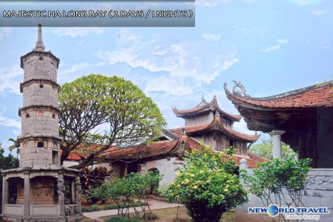 VN11 Unforgettable Ha Long Bay ( 2 days / 1 night )