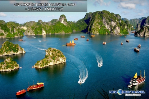 Unforgettable Ha Long Bay (13 Days / 12 Nights)