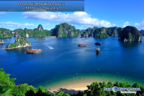 VN12A Ha Long Bay with Au Co ( 3 days / 2 nights )