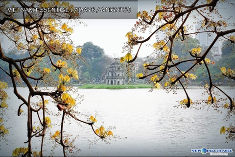 VN05 Vietnam Discovery ( 13 days / 12 nights )