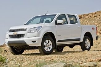 Chevrolet Colorado 2.5L MT