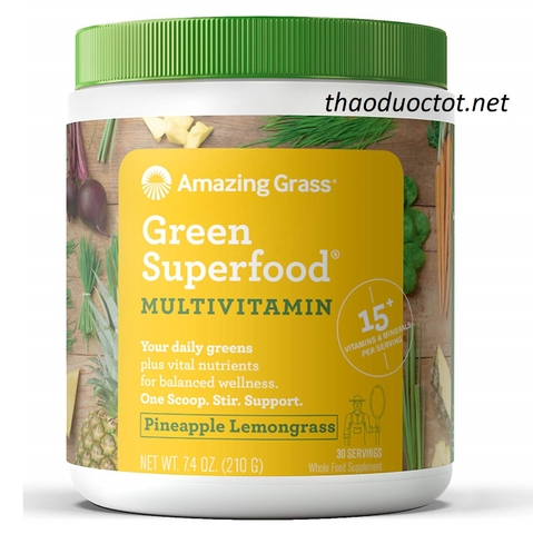 Green Superfood Multi-Vitamin