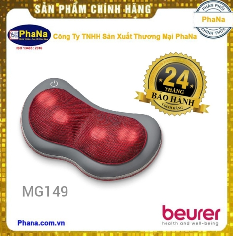GỐI MASSAGE SHIATSU BEURER MG149
