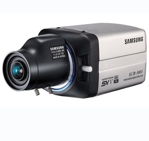 camera analog samsung scb-5000p