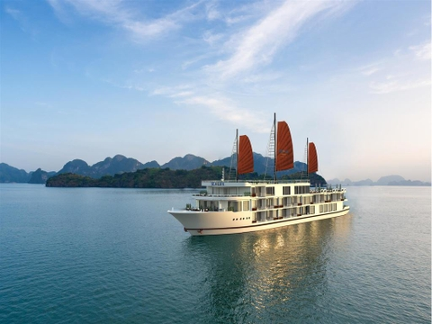 Du Thuyền Sealife Legend Cruise Halong 3D2N