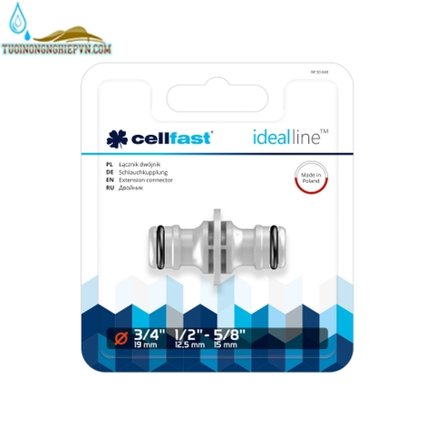 Cút nối Extension ideal line plus cellfast