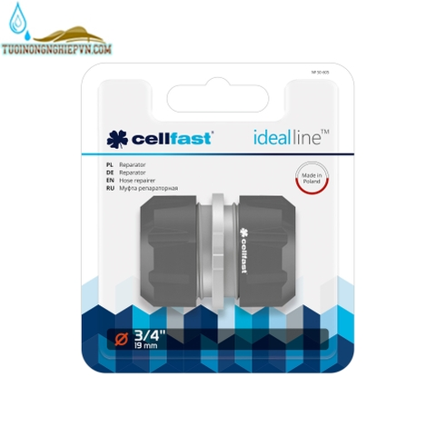 Nối măng sông ống cellfast ideal line plus 27mm