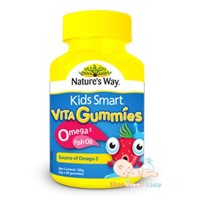 Nature's Way Kid Smart Vita Gummies
