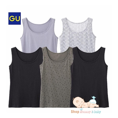 Áo cotton tank top set 5 áo