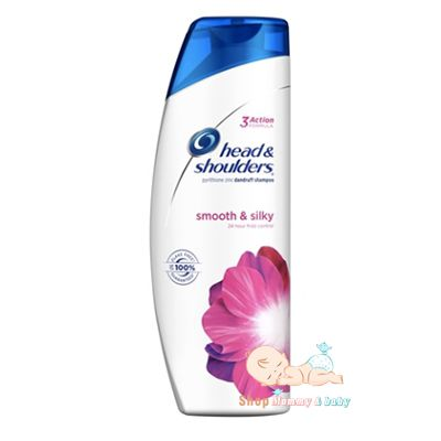 Dầu Gội Head & Shoulder SMOOTH & SILKY SHAMPOO - 173ML
