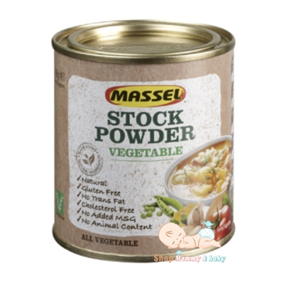 Bột nêm rau củ chay - massel stock powder vegetable