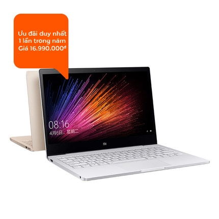 Laptop Xiaomi NoteBook Air 13.3 inch VGA Onboard