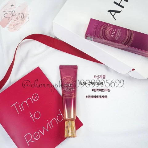 Kem mắt AHC Time Rewind Real Eye Cream For Face 30ml