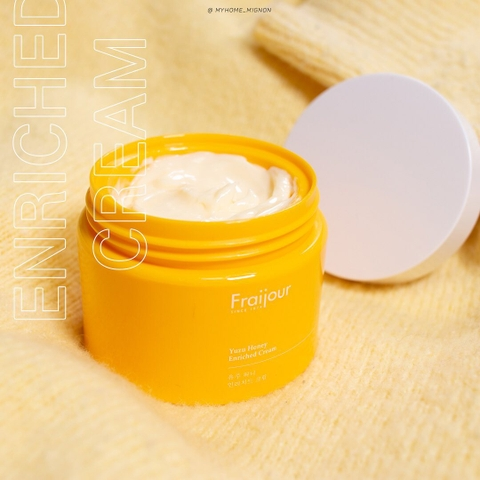 Kem Dưỡng Fraijour Yuzu Honey Essential Cream