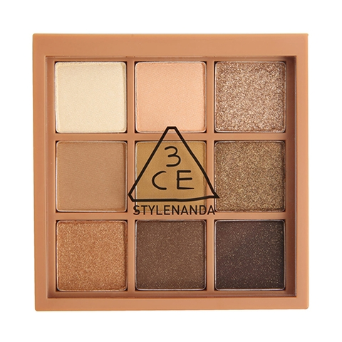 Bảng phấn mắt 3CE Multi Eye Color Palette #PLOTTWIST
