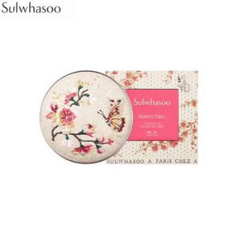 Phấn nước Sulwhasoo Perfecting Cushion EX Spring 2020 Limited Collection