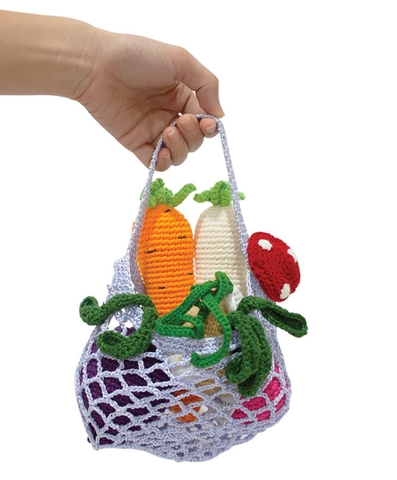 Basket vegetable