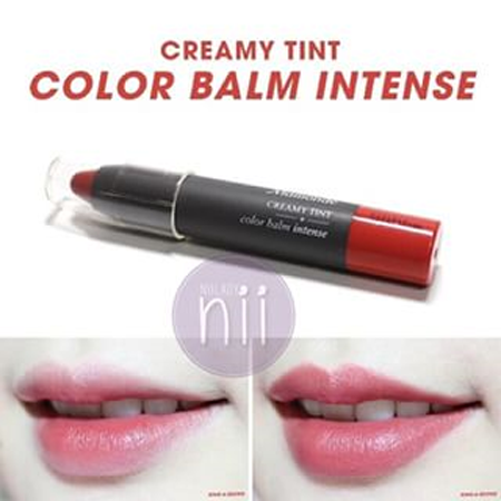 Son môi Mamonde Creamy tint color balm intense