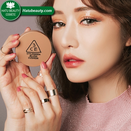 Phấn Má Dạng Cushion 3CE Blush Cushion