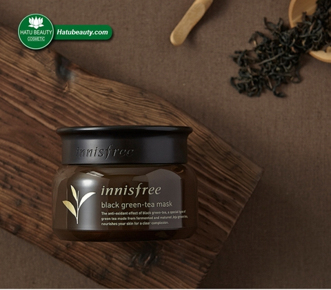 Mặt nạ Innisfree Black Green tea Mask