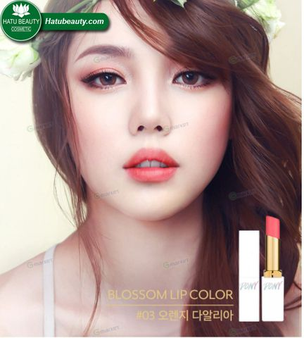 Son Pony Memebox Blossom Lip Color