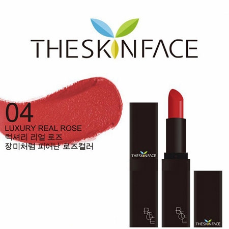 Son môi The Skin Face Bote Lipstick  màu 4