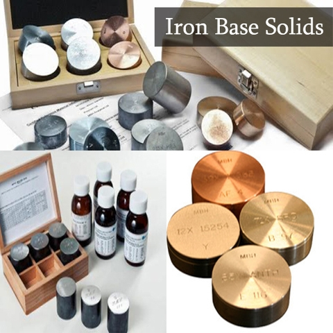 Iron Base Solids