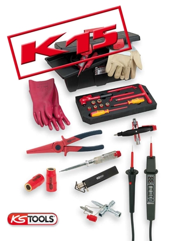 VDE AND GENERAL ELECTRICIAN'S TOOLS