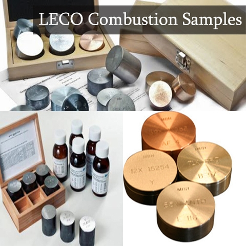 LECO Combustion Samples