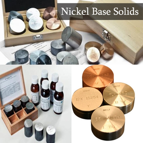 Nickel Base Solids