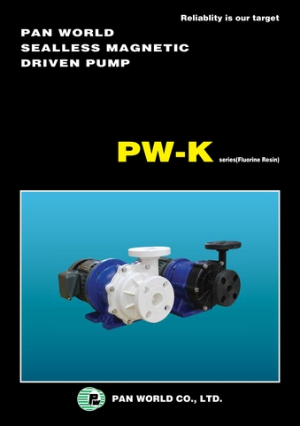 Panworld - PW-K series