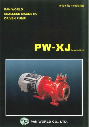 Panworld - PW-XJ series