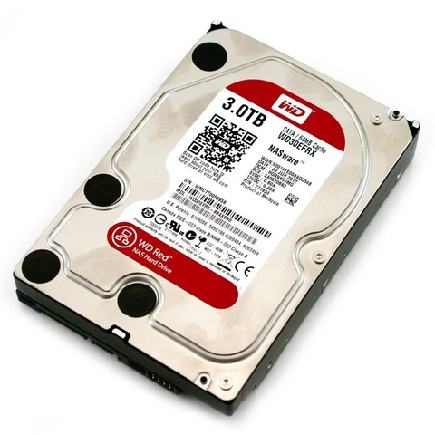Ổ CỨNG WD HDD Red NAS 3TB 3.5