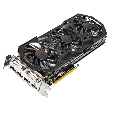 VGA GIGABYTE N960G1 GAMING-2GD - GEFORCE GT960 - 128BITS