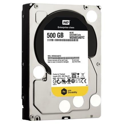 Ổ Cứng SERVER HDD Enterprise RE WD HDD 500GB, 3.5