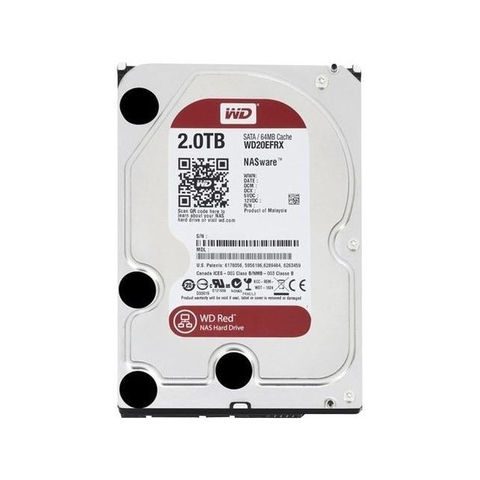 Ổ CỨNG WD HDD  Red NAS 2TB 3.5