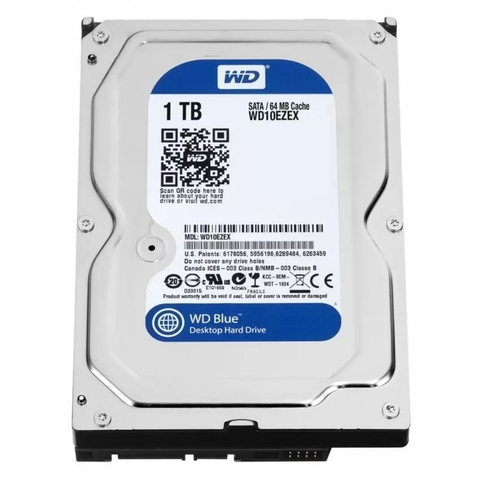 Ổ CỨNG WD HDD Blue 1TB 3.5