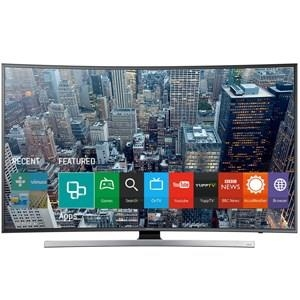 ULTRA HD TV 65'' SAMSUNG 65JU6600K CURVED, SMART TV