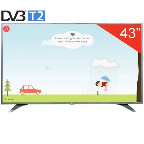 Smart Tivi Ultra HD LG 43UH650T 43inch
