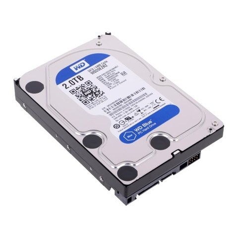 Ổ CỨNG WD HDD Blue 2TB 3.5