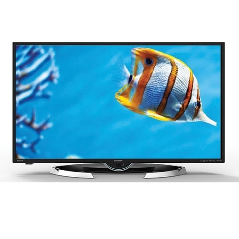 TIVI LED 60'' INTERNET SHARP LC-60LE660X FULL HD