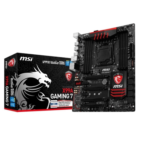 Mainboard MSI X99A GAMING 9 ACK