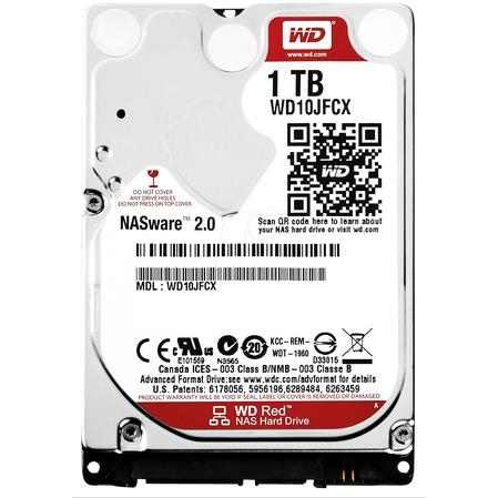 Ổ Cứng Red NAS WD HDD Red 1TB 2.5