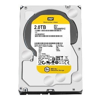 Ổ Cứng SERVER HDD Enterprise SE WD HDD 2TB, 3.5