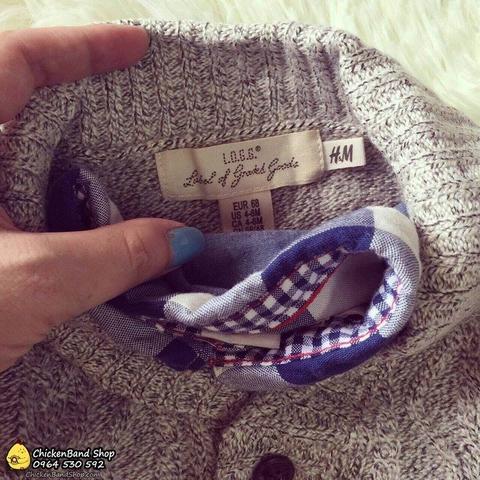 Một sản phẩm áo lenmới nhất của thương hiệu HM