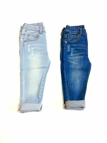 Quần jean hai màu cực xinh xắn